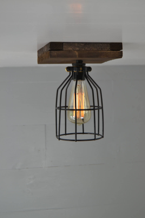 Simple Single Pendant Perfect for Small Spaces