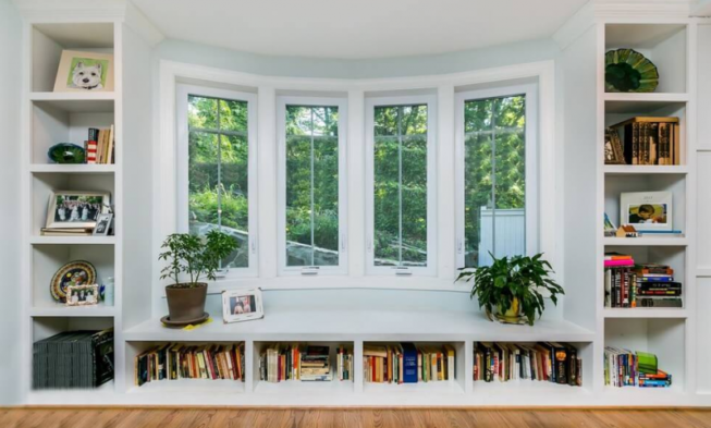 √ Top 20 Best Bay Window Decorating Ideas In 2019 - Home ...