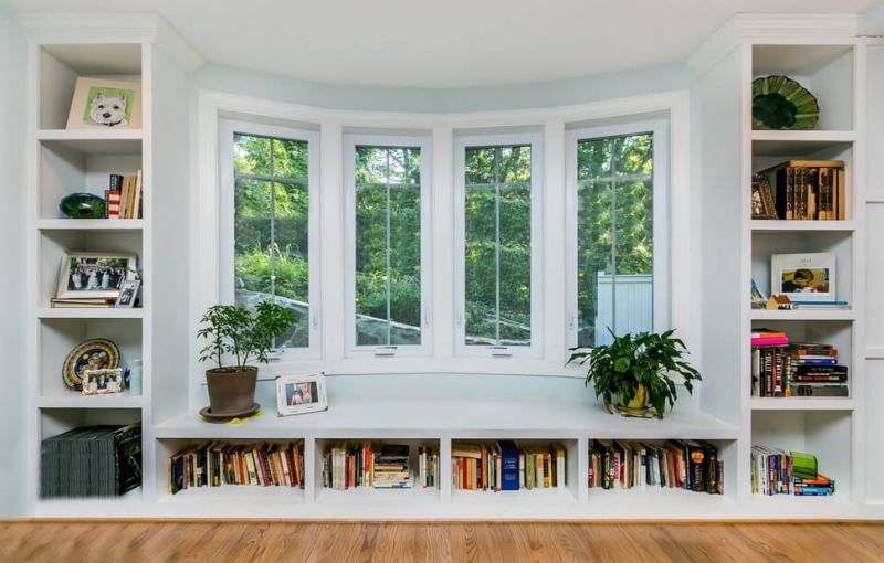 Takoma Park Bay Windows