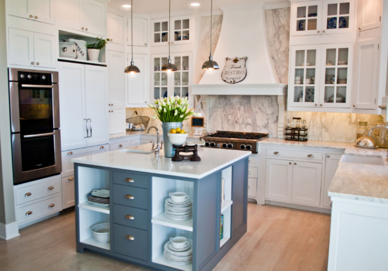 BEACHY Kitchen island