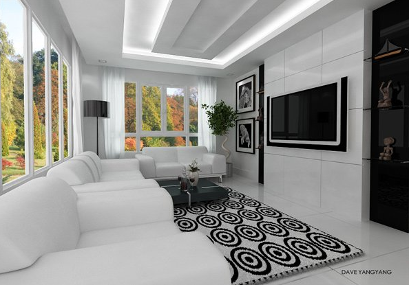 Interior Concept Living Room