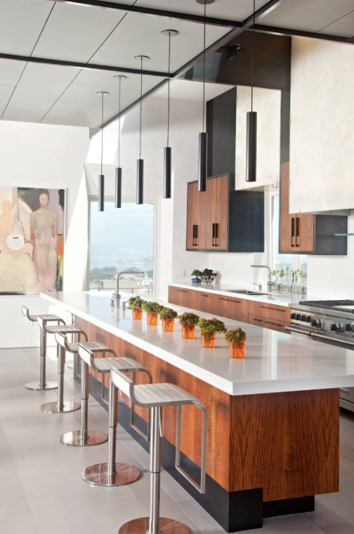 SAN FRANCISCO TREAT Kitchen Island
