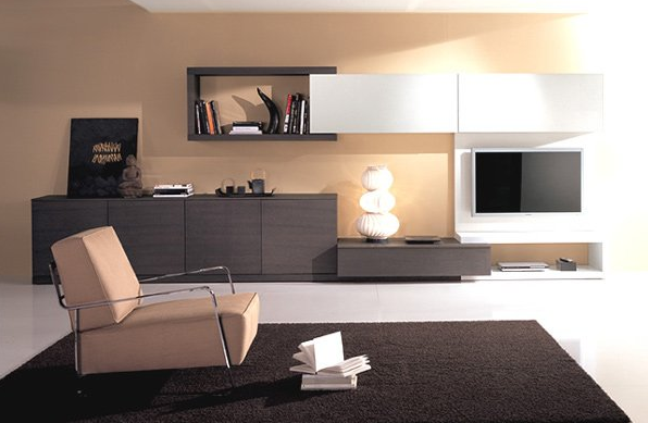 Side System Contemporaneo Design